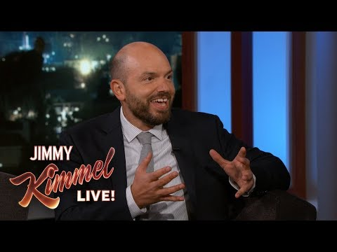 Paul Scheer Sat Next to People Having Hand Sex on a Plane