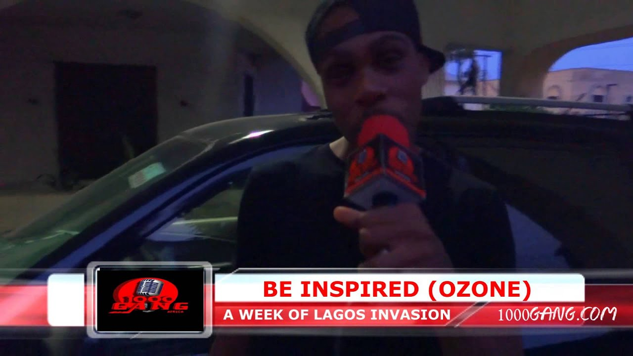 Download BE INSPIRED (OZONE)