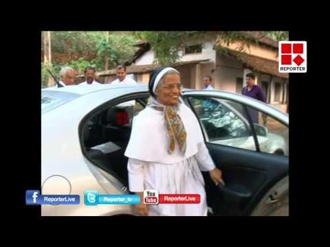 Kottiyoor rape case - co-accused Fr Therakam, 2 nuns surrender │Reporter Live