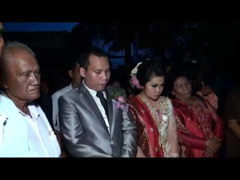 Video Pernikahan Junius dan Novinta (DVD 3)