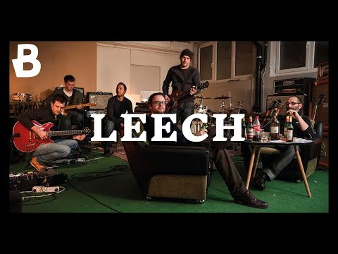 Leech live @ bergmal 2016