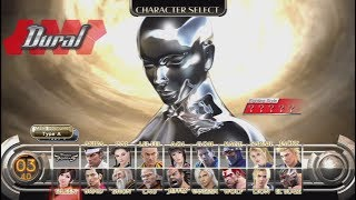 Virtua Fighter 5 All Characters [PS3]