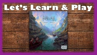 Let's Learn & Play: Pandoria