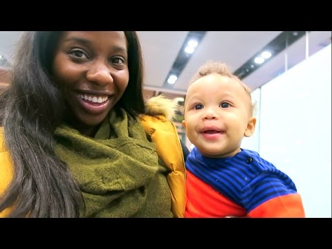 MUMMY IS THE BEST - GERMANY TRAVEL VLOG | AdannaDavid