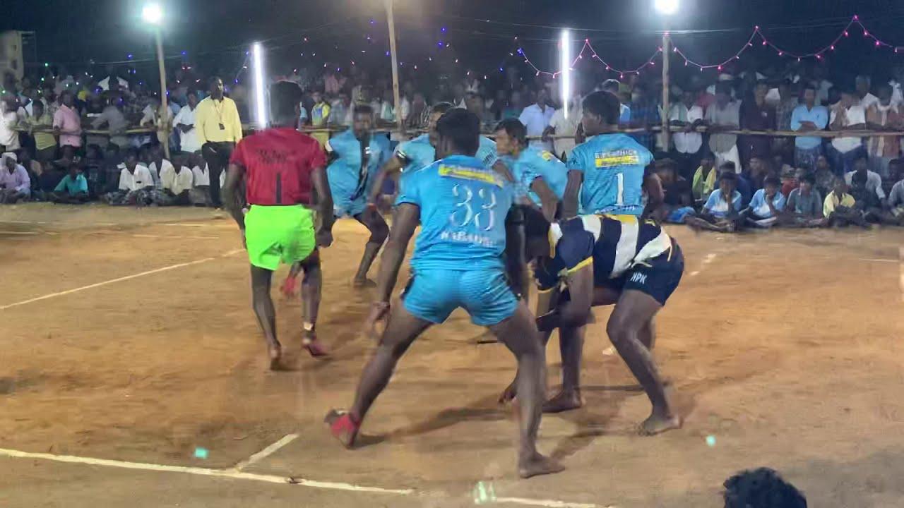 Download Uranganpatti Kabadi match - Kannanur vs Vadivelkarai - part1