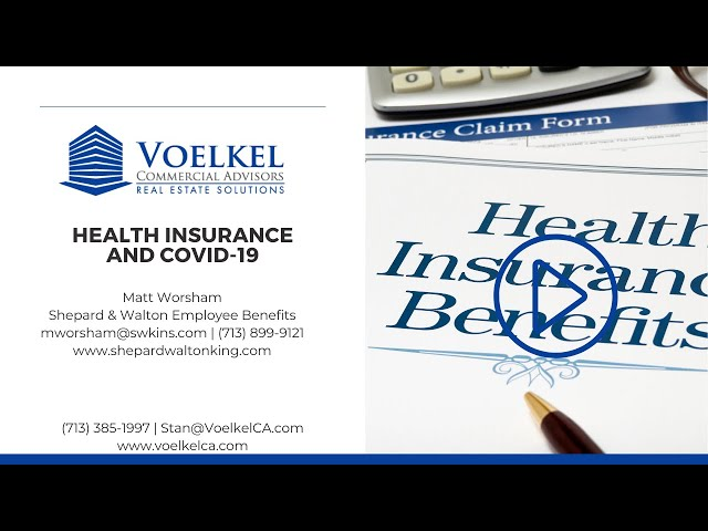 Health Insurance and COVID-19