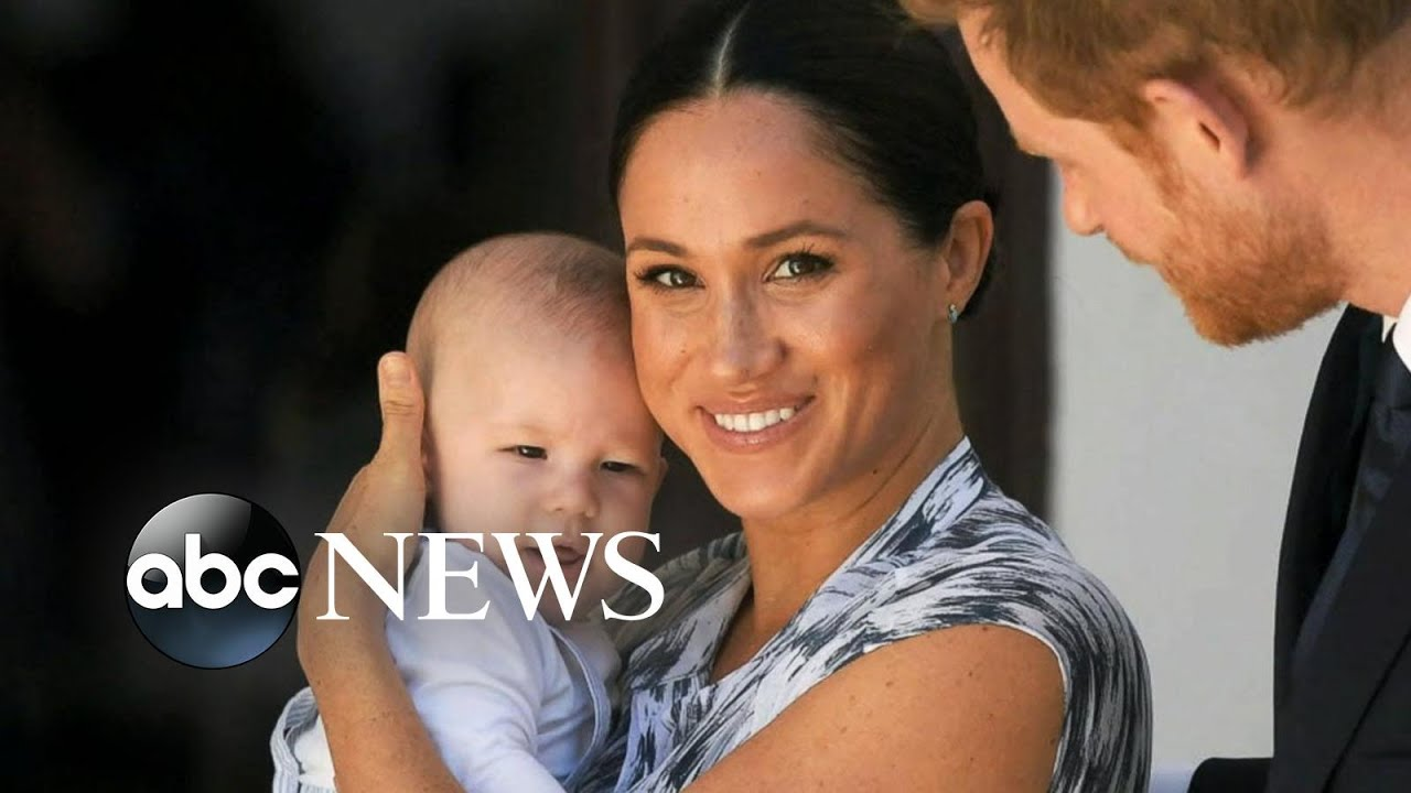 Newborn Lilibet 'Lili' Diana Mountbatten-Windsor Is Latest Addition To Royal Family