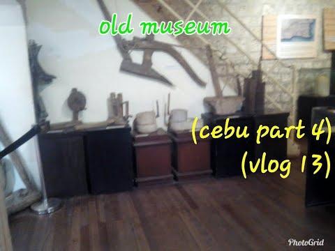 old museum (cebu part 4) (vlog 13)