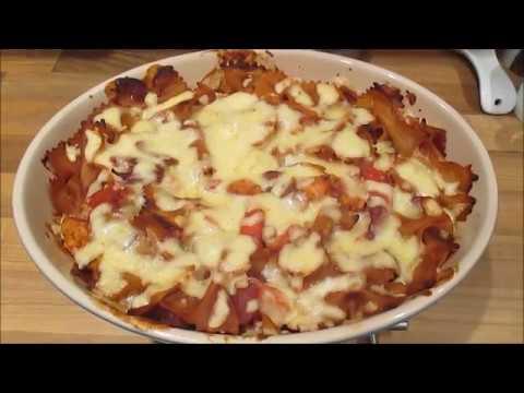 Syn Free BBQ Chicken Pasta Bake
