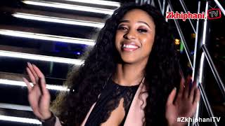 Keeping Up With Sbahle Mpisane