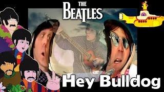 The Beatles and Elvis Presley - Hey Bulldog
