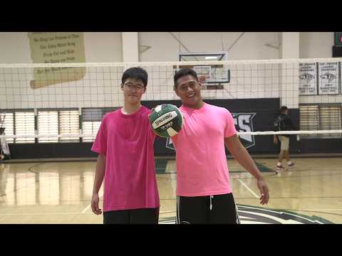 Boys 2-on-2 Volleyball Finals 2017 (Fairmont Preparatory Academy)
