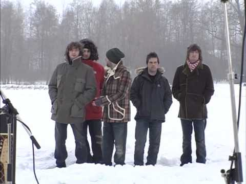 Nature's Law - Video Shoot - Behind The Scenes