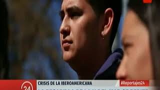Reportajes24: Las crisis económica de la Universidad Iberoamericana