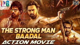 Prabhas The Strong Man Baadal Hindi Dubbed Action Movie | Prabhas South Indian Hindi Dubbed Movies