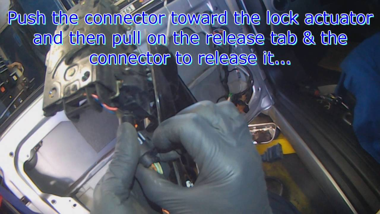 hight resolution of vw a4 new beetle door lock actuator removal