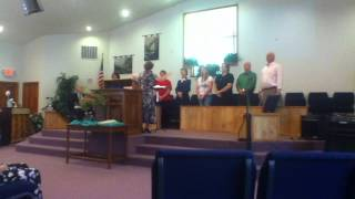 New Hope Creswell Choir part 1.MOV