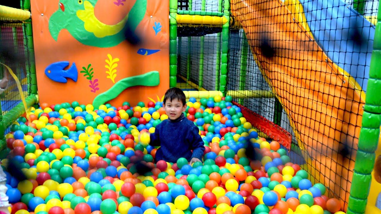 Outdoor Playground Park Fun Indoor Playground Ball Pool