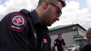 Emergency Services Academy Canada EMS Programs - The Best Are Ready