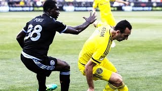 HIGHLIGHTS: Columbus Crew vs. New York City FC | August 19, 2015