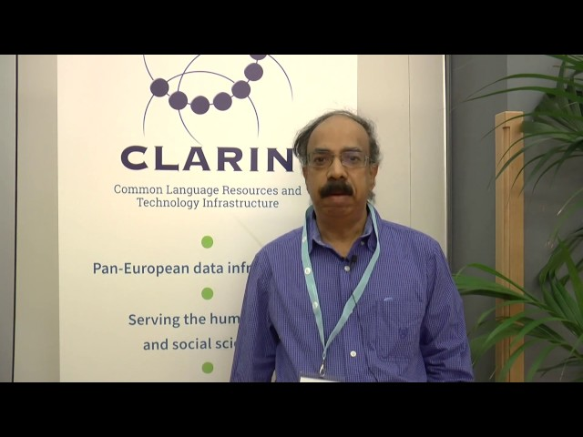 Meet the CLARIN community: The importance of CLARIN