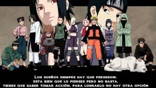 "Naruto Shippuden ""Closer"" (Español)"