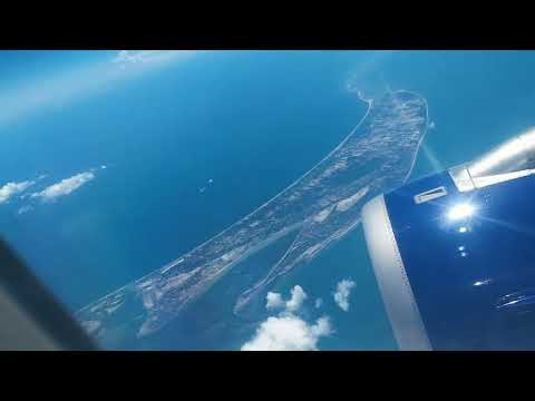Journey to Sri Lanka: Flying over the Indian Ocean