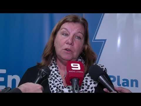 Convenio de Enersa con la Dirección Provincial de Vialidad