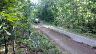 Ny traktor 2012 John Deere 8360R