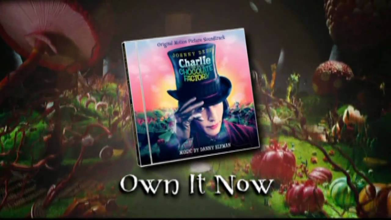 Charlie et la Chocolaterie   Bande Originale composée par Danny Elfman -  YouTube
