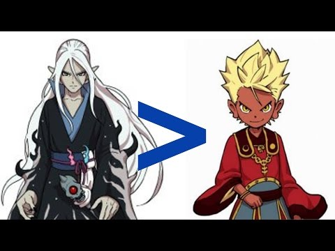 Nurarihyon is more powerful than lord enma?! yo kai watch youtube