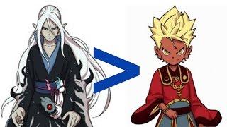 Nurarihyon is more Powerful Than Lord Enma?! Yo-kai Watch