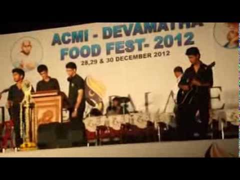 ROCKSTAR NADAN PARINDE LIVE performance by Band F ark