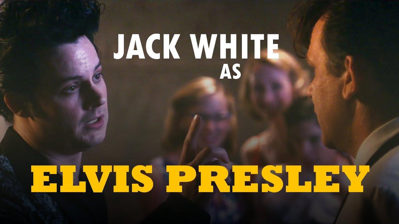Download Jack White as Elvis Presley in Walk Hard: The Dewey Cox Story