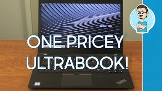 Lenovo ThinkPad T480s Review   Hands On   Very Expensive Ultrabook!