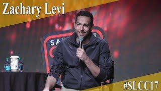 Zachary Levi - Panel/Q&A - SLCC 2017