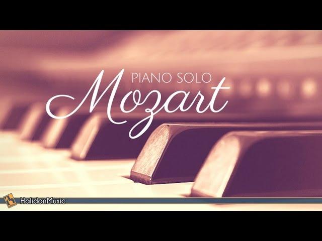 Mozart Piano Solo Youtube