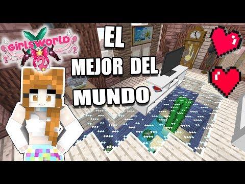 MI SALÓN CON EL SUELO MÁS BONITO DEL MUNDO!! 💚 | Ep.28 | GIRL'S WORLD - TEMPORADA 2