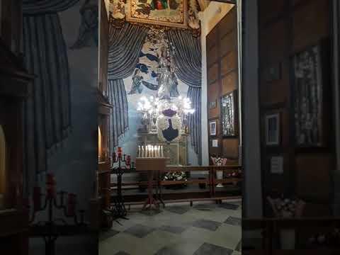 Apertura della cappella Maria ss.del monte Carmelo 07/06/20