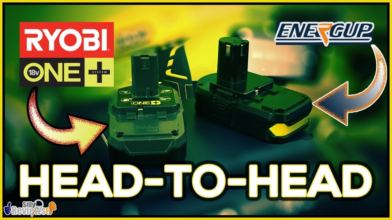 Ryobi Battery Vs Energup Aftermarket Stop Wasting Your Money