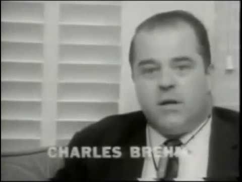 Charles Brehm - JFK assassination witness - Rush to Judgment