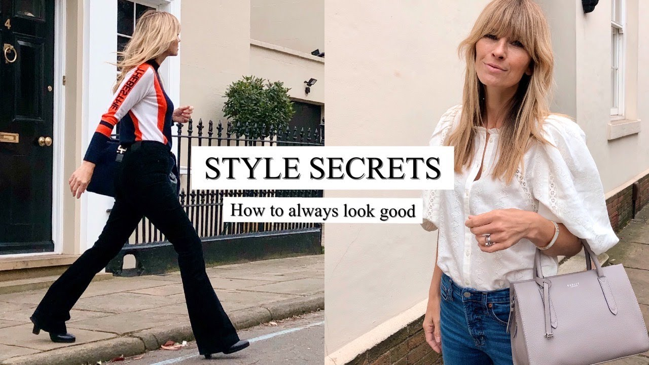 6 STYLE SECRETS | How to always look good | STYLING FROM THE INSIDE OUT