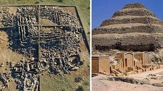 WKazachstanie odnaleziono piramidę o1000 lat starszą niż te wEgipcie