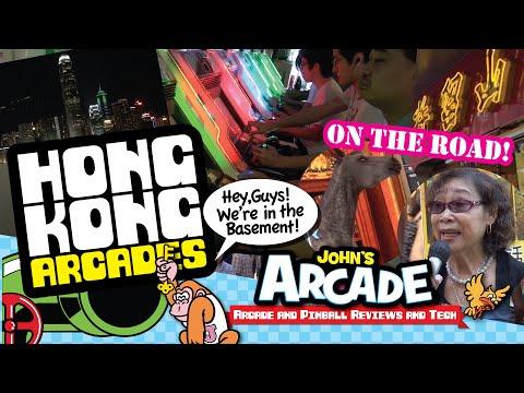 John goes to Hong Kong Arcades! Taito Rhythm Invader, Namco Midnight Maximum Tune 4