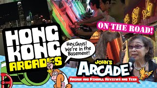 John goes to Hong Kong Arcades! Taito Rhythm Invader, Namco Midnight Maximum Tune 4