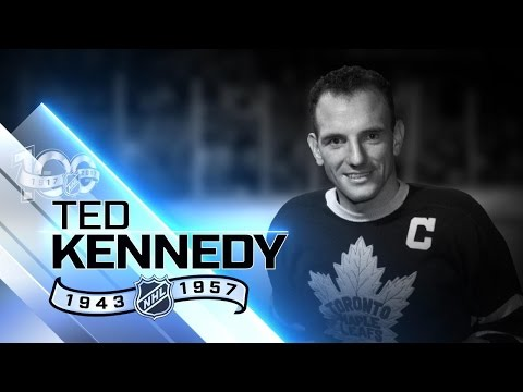 Ted Kennedy was catylyst for first Leafs dynasty