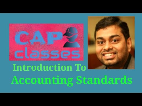 INTRODUCTION TO ACCOUNTING STANDARDS - APPLICABILITY