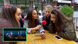 Irina Rimes - Fresh Tracks Live Reactions@Utv 2017 Video