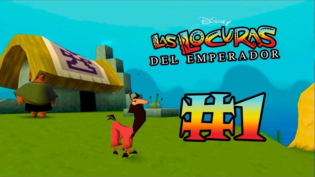 Juegos Retro | Las Locuras Del Emperador | Ep. 1 - Cambios de Doblaje :S