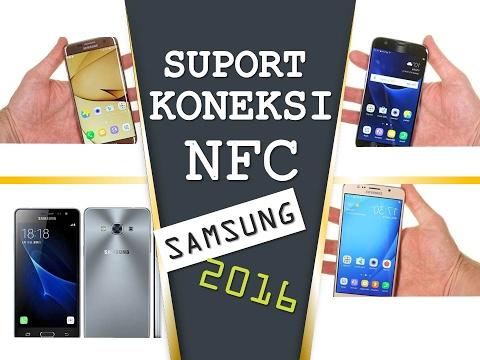 Samsung Galaxy S7 Edge | 10 Smartphone Samsung Galaxy Support NFC